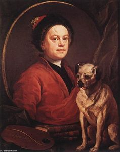 William Hogarth - o pintor e os seus null