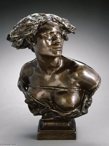 Jean Baptiste Carpeaux - O Negress