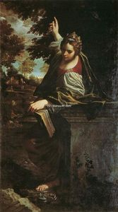 Annibale Carracci - St Margaret