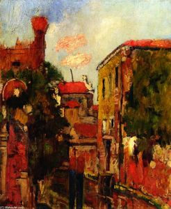 George Leslie Hunter - o velho Arsenal polegadas Venice