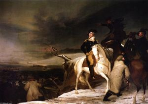 Thomas Sully - A passagem do Delaware