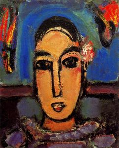 Georges Rouault - Pierrot