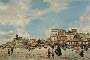 Giovanni Boldini - Local Clichy