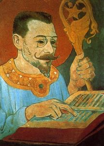 Paul Serusier - Retrato de Paul Ranson
