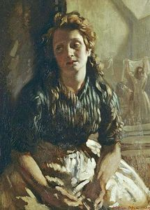 William Newenham Montague Orpen - Descansando