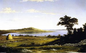 Martin Johnson Heade - Rhode Island Shore