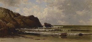 Alfred Thompson Bricher - Vista do mar