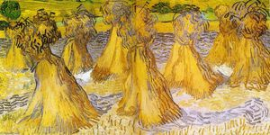 Vincent Van Gogh - polias do trigo