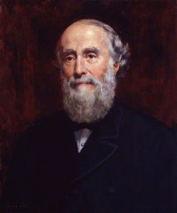 John Maler Collier - Sir George Williams