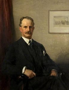 Samuel Henry William Llewellyn - Sir Hugh Reid