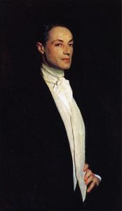 John Singer Sargent - sir philip sasson ( phillip albert gustave david sasson )