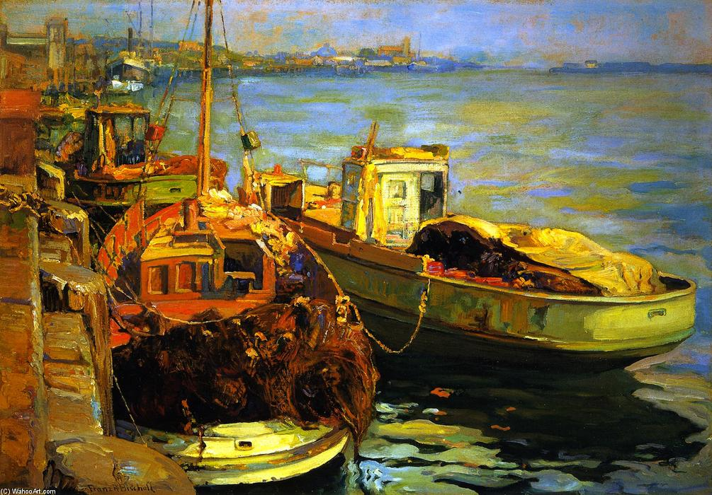 Franz Bischoff Paintings For Sale