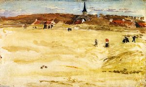 James Abbott Mcneill Whistler - Domingo em Domburg