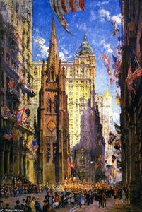 Colin Campbell Cooper - As três torres