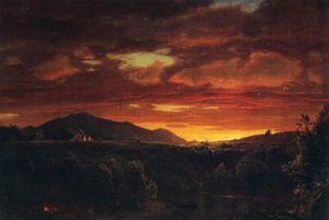Frederic Edwin Church - Crepúsculo