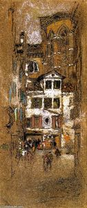James Abbott Mcneill Whistler - Sob o Frari