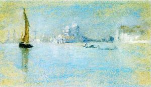 James Abbott Mcneill Whistler - vista de veneza