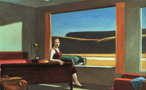 Edward Hopper - Ocidental Motel