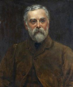 John Maler Collier - William Collier Fred