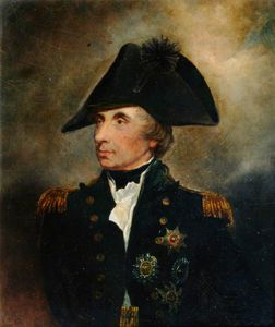 Arthur William Devis - lord nelson -