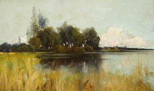Thomas E Mostyn - O Norfolk Broads
