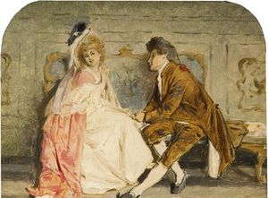 William Powell Frith - Boneca Varden