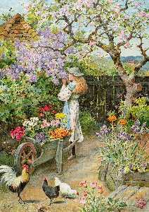 William Stephen Coleman - O primavera floresce