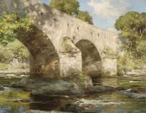 William Stewart Macgeorge - Ponte East Lothian