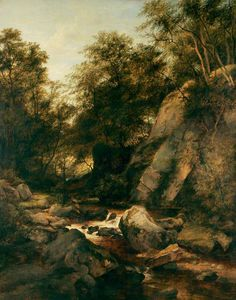 James Stark - A Strid, Bolton Abbey, Skipton, North Yorkshire