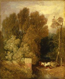 John Sell Cotman - O Percalço