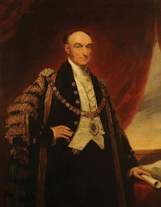 Henry William Pickersgill - Sir John Pirie, Bt, Lord Mayor de Londres