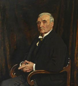 William Newenham Montague Orpen - david lloyd roberts