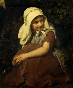James Sant - The Girl Gipsy