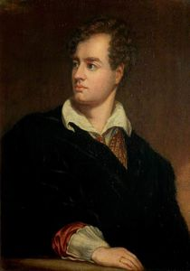 Thomas Phillips - 6 Lord Byron -