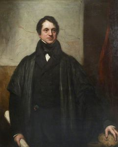 Thomas Phillips - Professor Adam Sedgwick