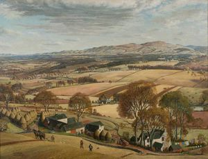 William Mactaggart - Outono , Kinnordy