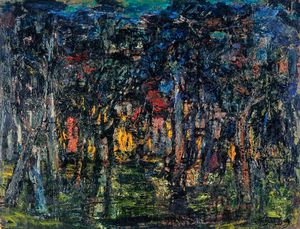 William Mactaggart - Noturno