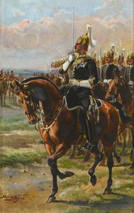 Harry Payne - 6th Dragão Guardas Carabiniars