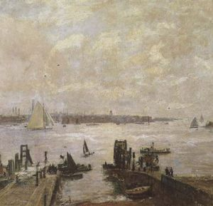 John William Buxton Knight - Portsmouth Porto