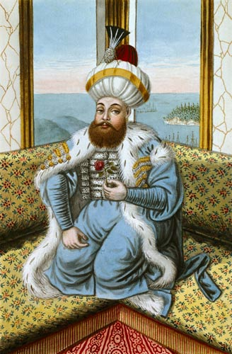 mehmed ii por John Young (1950-2002, China)