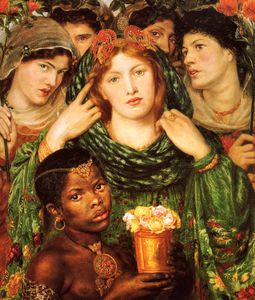 Dante Gabriel Rossetti - The Beloved
