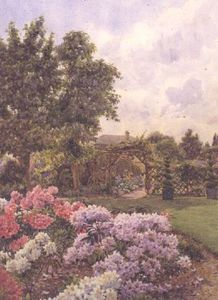 Ernest Arthur Rowe - Rododendros