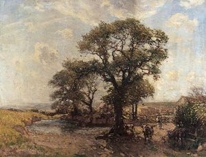 Frederick William Jackson - A Fazenda lago