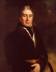 George Hayter - Thomas Graham