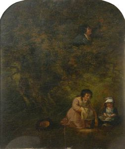 George Morland - recolha fruto