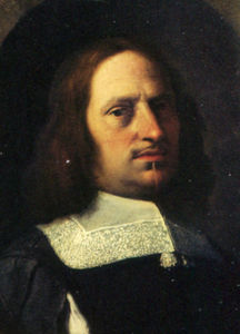Giovanni Domenico Cerrini - Selfportrait de Giovanni Domenico Cerrini