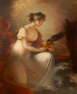 William Beechey - frances wyndham