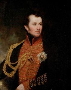 William Beechey - General Sir William Henry Clinton