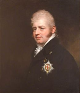 William Beechey - Príncipe adolphus frederick
