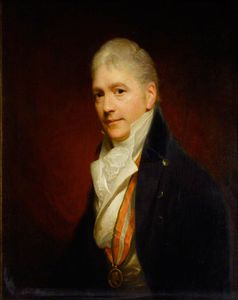William Beechey - Francis Bourgeois, Ra